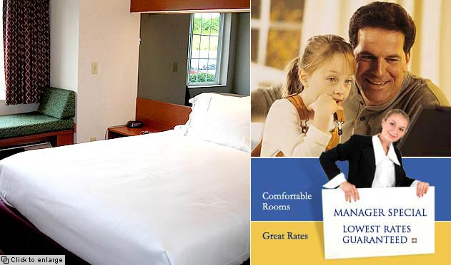 Email Offers at Microtel Inn Winston-Salem, NC