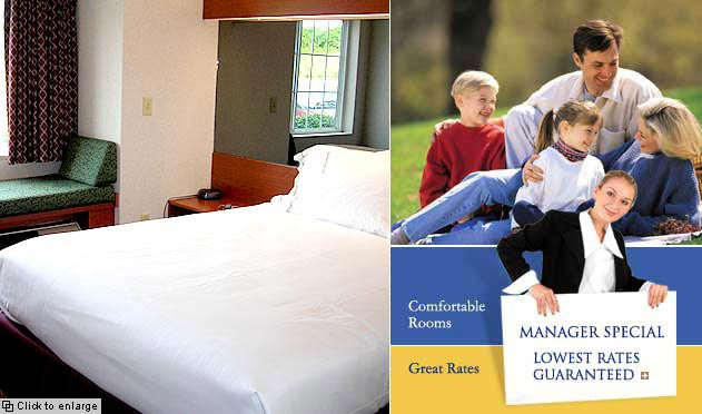 Specials & Packages at Microtel Inn Winston-Salem, NC